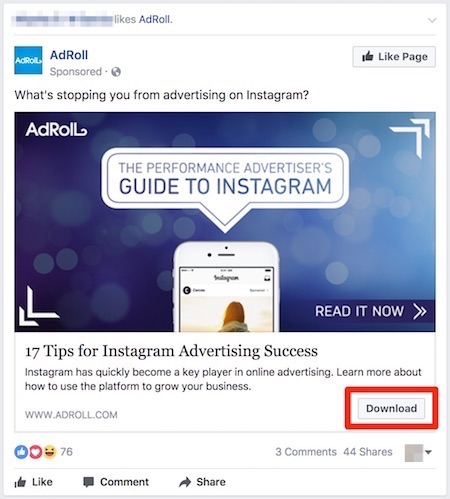 how to create the most effective facebook ad